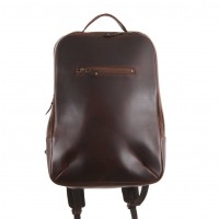 70501 Leather Backpack Tim