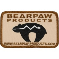 700805 Bearpaw Patch